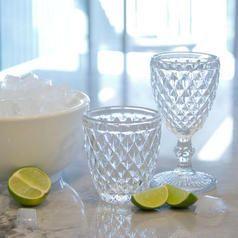 Miley Glassware