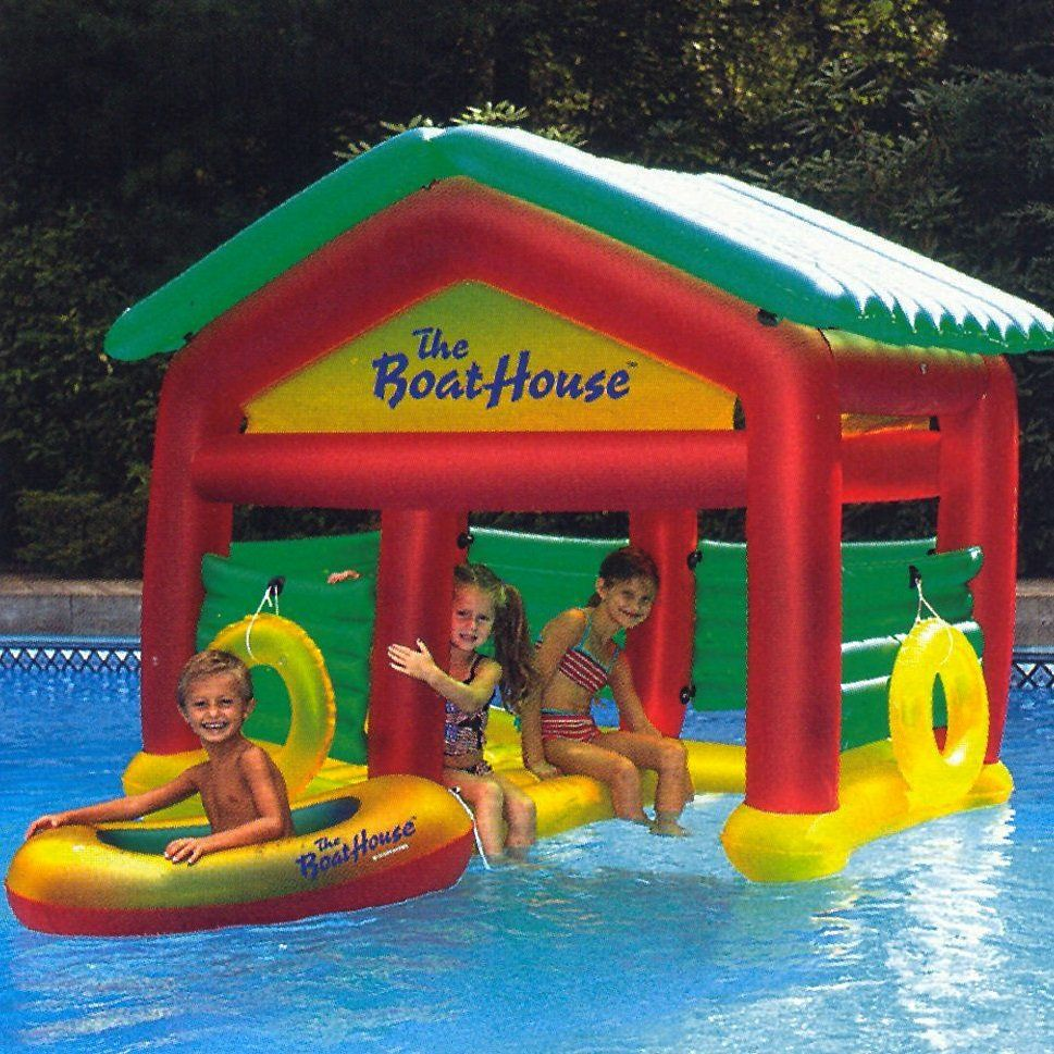 Boat House Floating Habitat