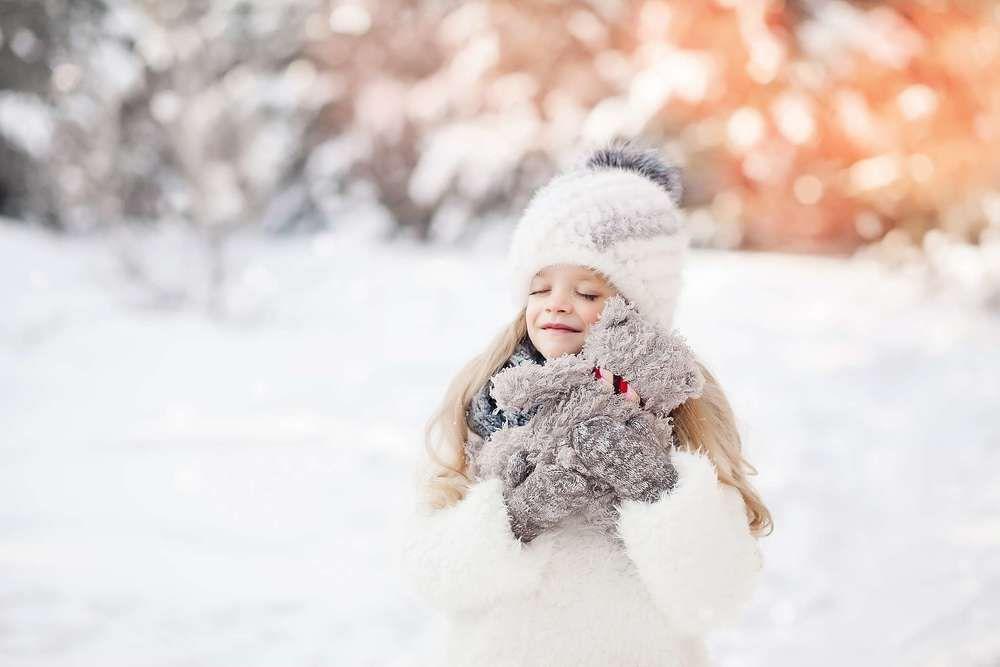 Зимняя сказка для принцессы, ideas for photoshoot, идеи ...