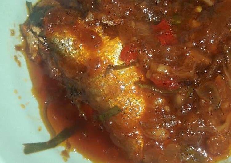 Cara Memasak Ikan Sarden Kaleng Yang Enak Cara Memasak Sarden Kaleng Abc Cara Memasak Sarden Kaleng Kecil Cara Memasak Resep Sarden Resep Masakan Resep Ikan