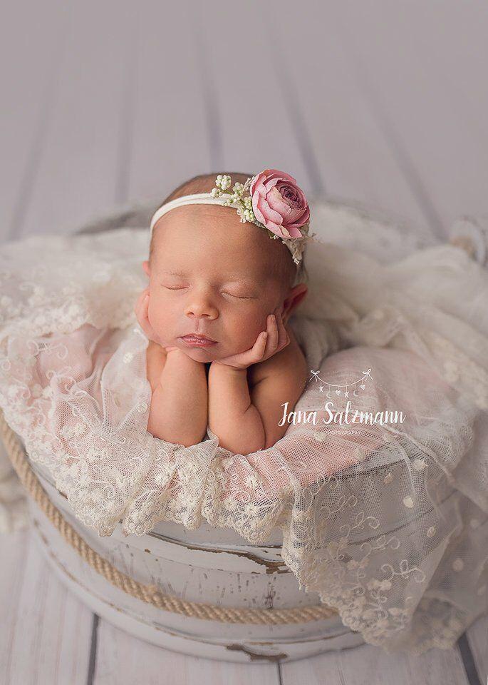 Neugeborenen Haarband, Baby Fotografie Haarband, Haarband ...