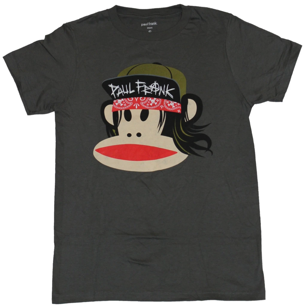paul frank t-shirt monkey