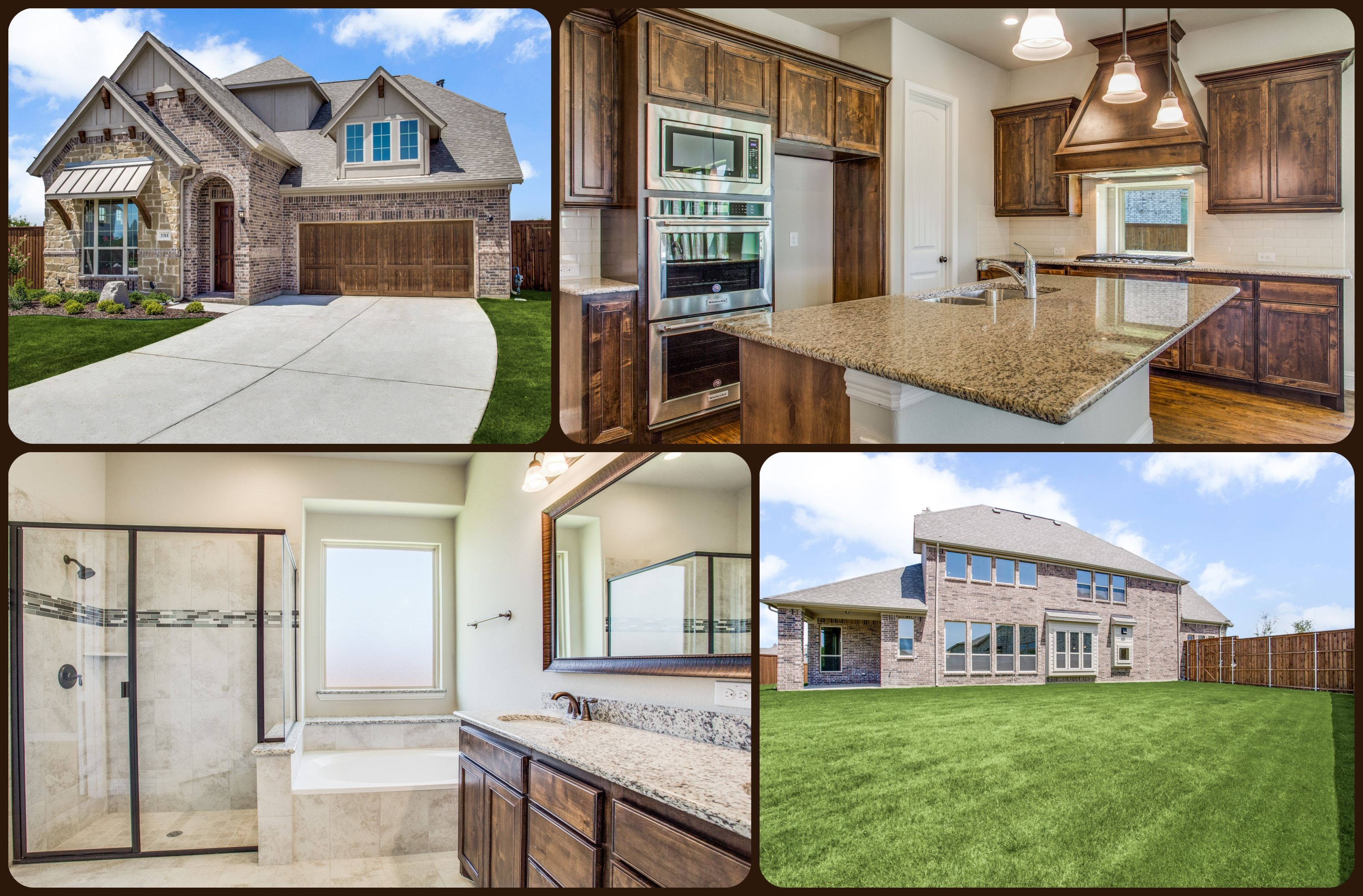 3311 Stone Canyon Drive In Mansfield Tx At Five Oaks A Lennar