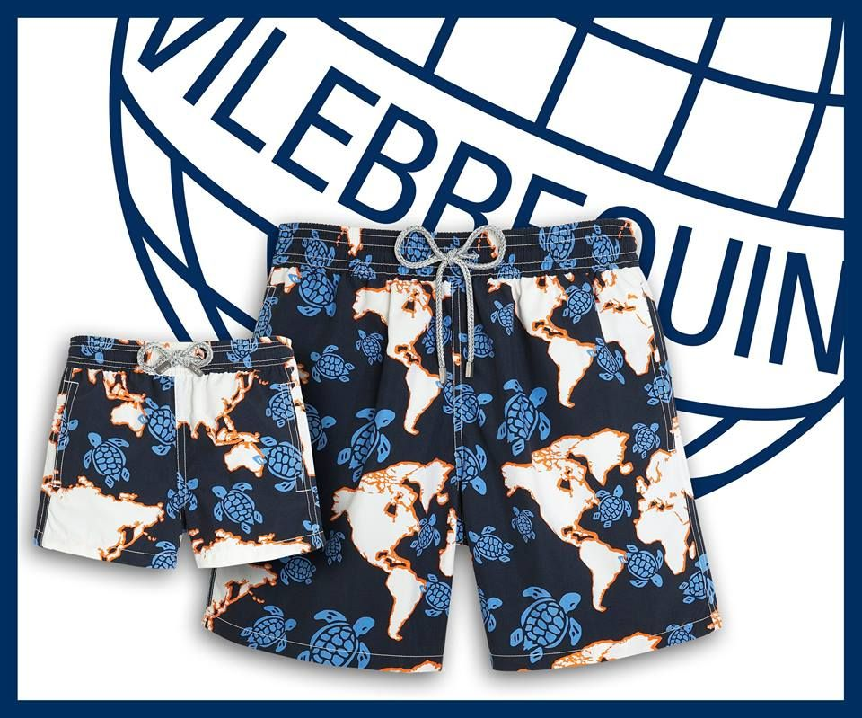 Team up with your little Sun Collector for a globe-trotting adventure in our World Map print swim trunks http://bit.ly/1mfQwgM