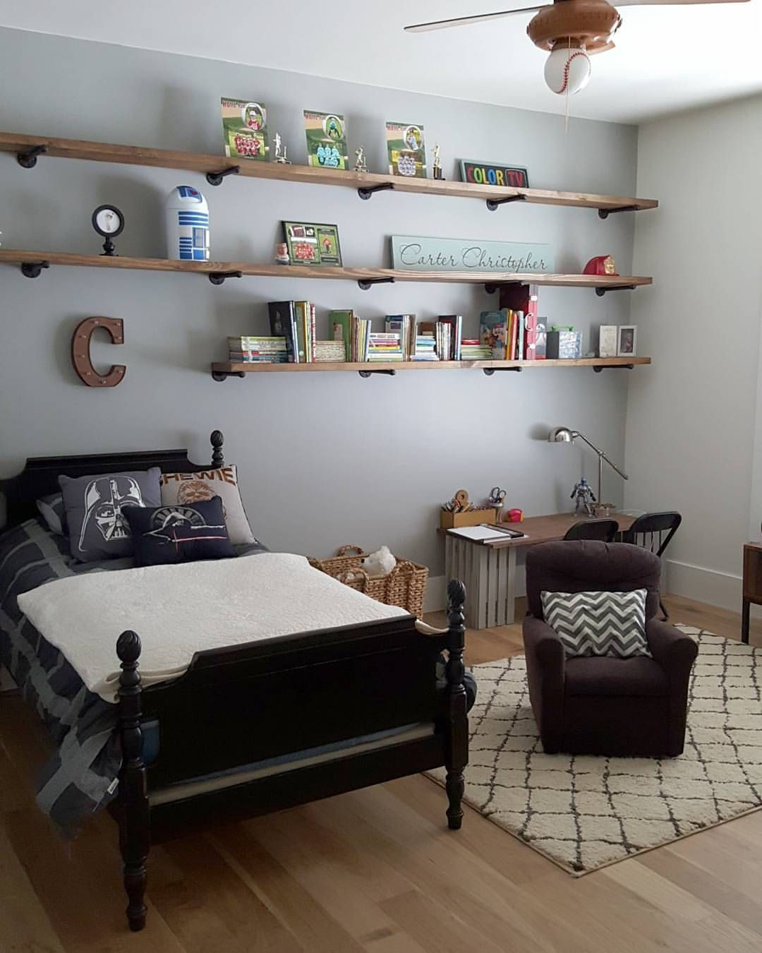 Pin by Kia Britt on Little Ones: Sons (With images ... on Teenager:_L_Breseofm= Bedroom Ideas  id=75134