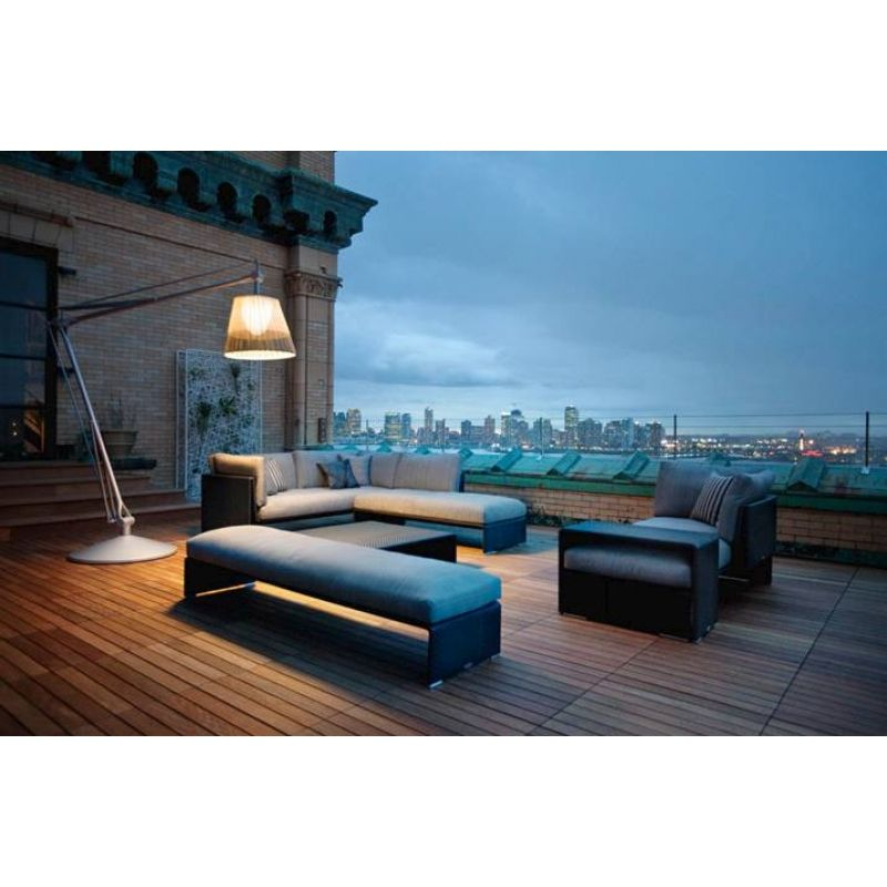Dedon Slim Line Kollektion • Dedon Panama Outdoor Gartenmöbel ...
