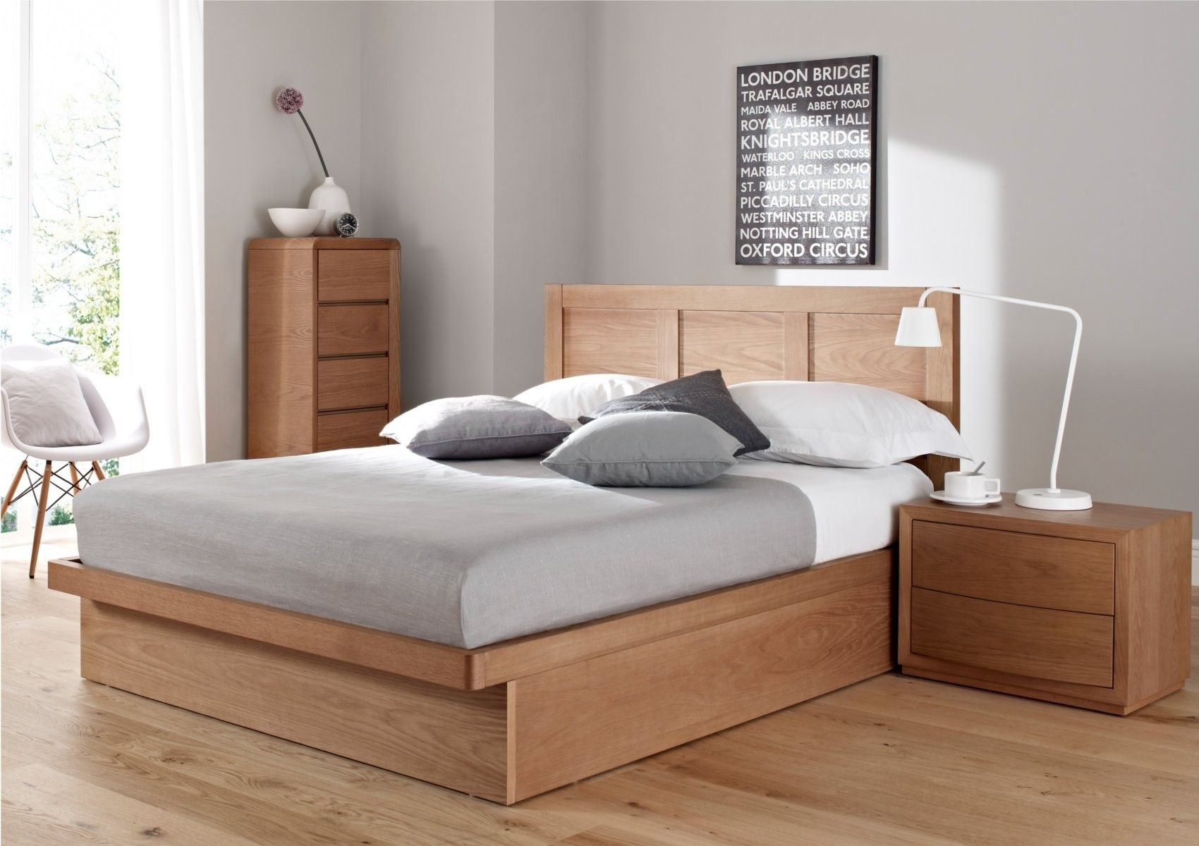 Oakland Ottoman Storage Bed | Furniture | Pinterest | Camas