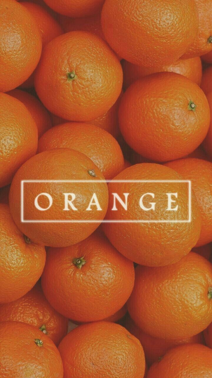 Pin By Gavin Voelkel On Colors Fruit Wallpaper Orange Wallpaper Orange