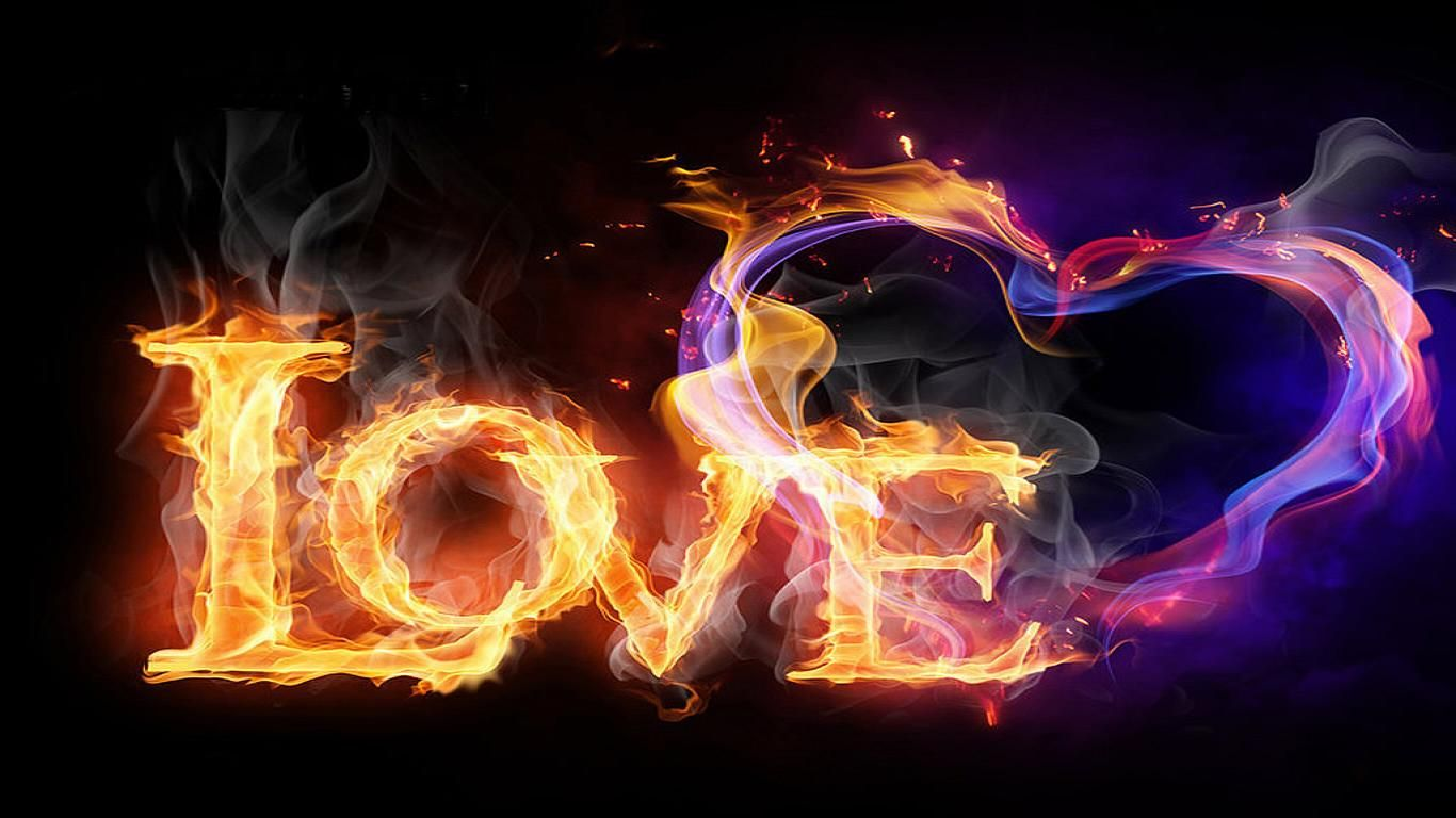 Images For > Fire Wallpaper Hd Letters R | Inspiration in 2019 | Burning love, Love wallpaper, I ...