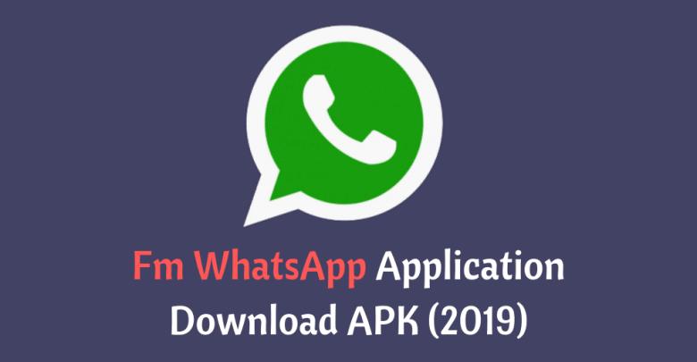 Télécharger fm WhatsApp dernière version 2019 Messages