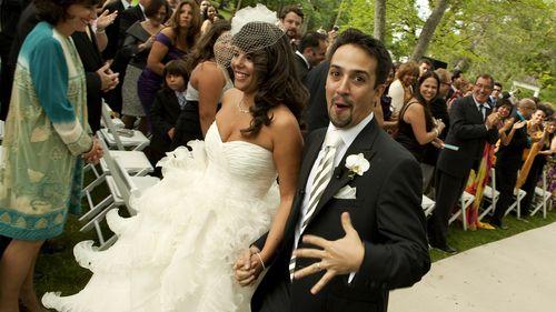 Vanessa Nadal Lin Manuel Miranda Wedding 9 5 10 Lin Manuel Miranda Wedding Lin Manuel Miranda Vanessa Nadal