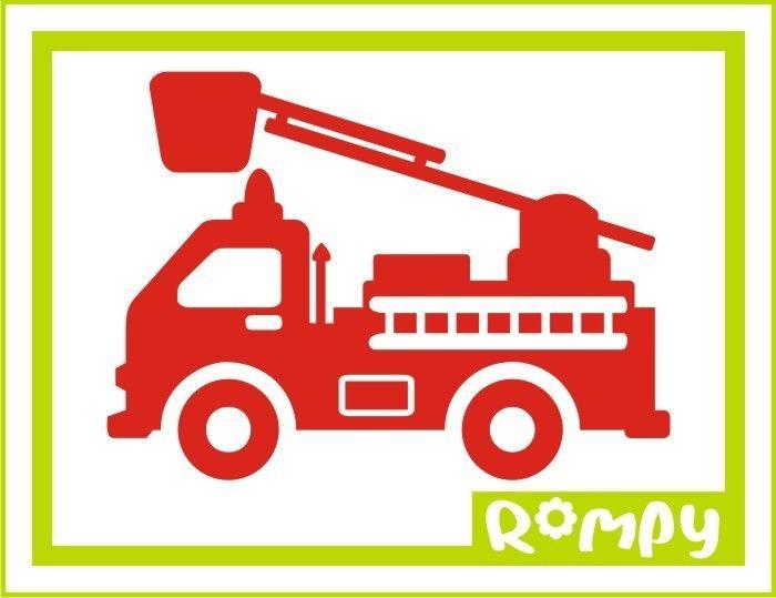 Feuerwehr 249 Flockfolie Flexfolie B 252 Gelbild