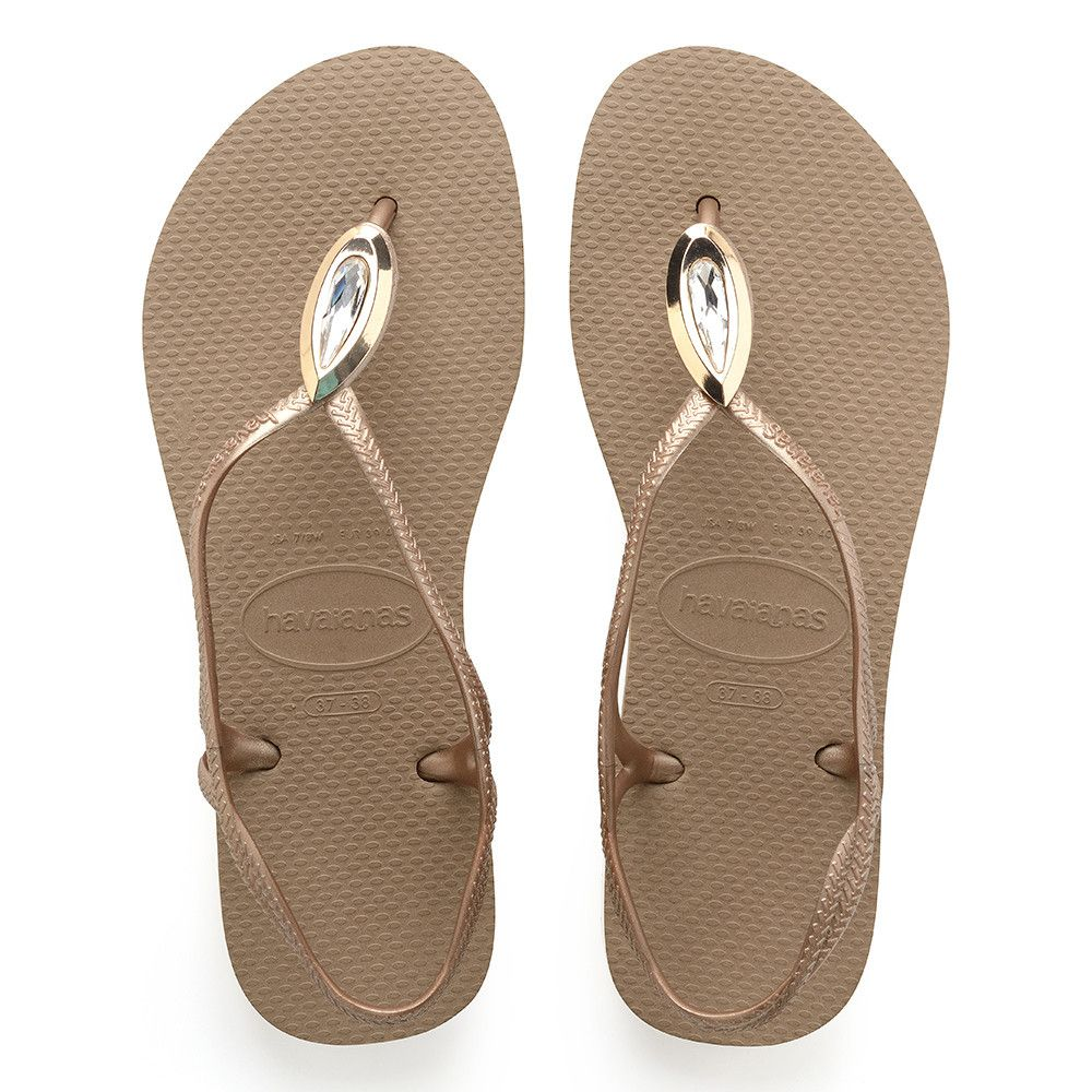 5340c917f88d Havaianas Luna Special Sandal Rose Gold Rose Gold Price From  63
