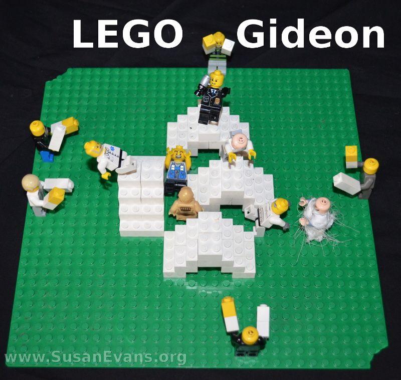 LEGO Gideon