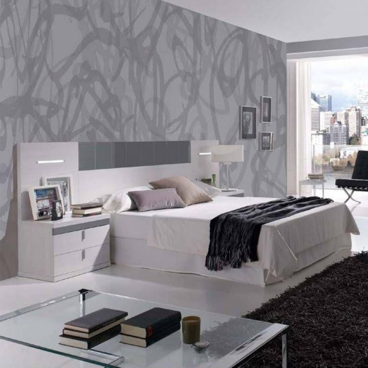 Chambre ŕ Coucher Design Italien En 2020 Chambre A Coucher
