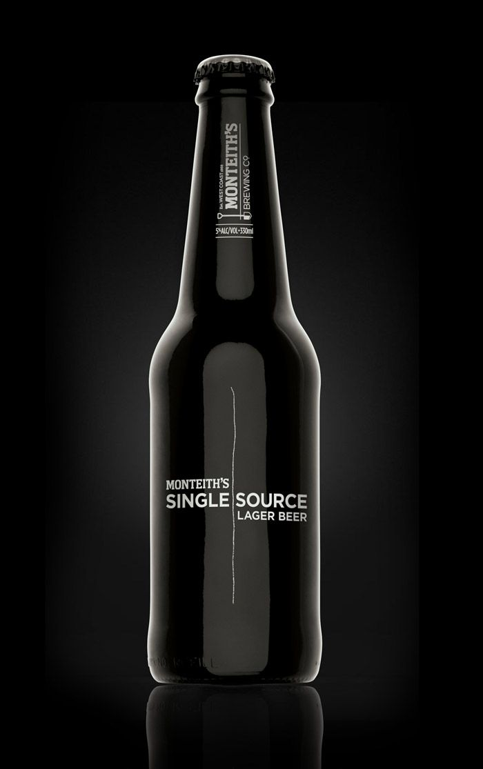 Monteith 39 s single source cerveza fotografia de producto for Productos para singles