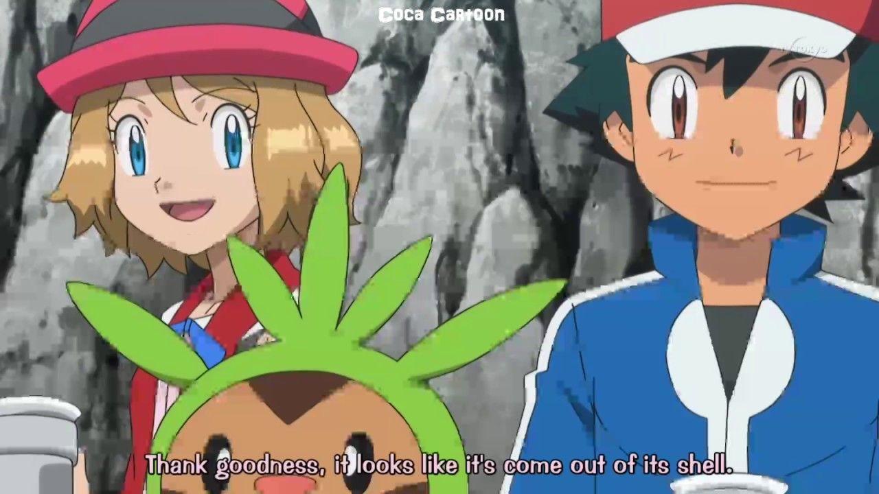 Pokemon XYZ Ep24 Eng HD