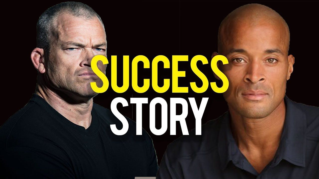 Success Story of Navy Seal David Goggins and Jocko Willink