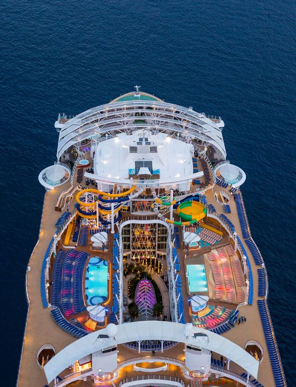 Can The Biggest Cruise Ship Ever Look Any Better? | Royal Caribbean