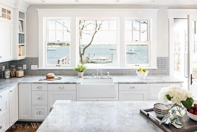 Beach House Kitchen Beach House Kitchen Windows Kitchen Window