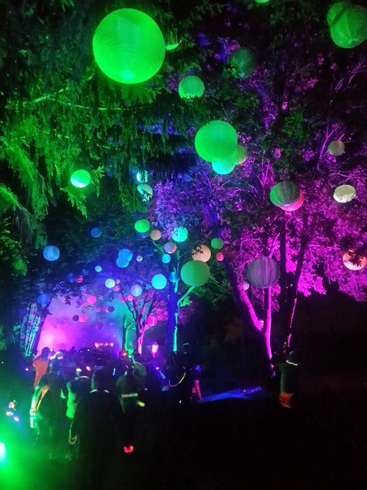ELECTRIC RUN NEON TREES #BlankExtremeEntertainment http://blankextremeentertainment.com/