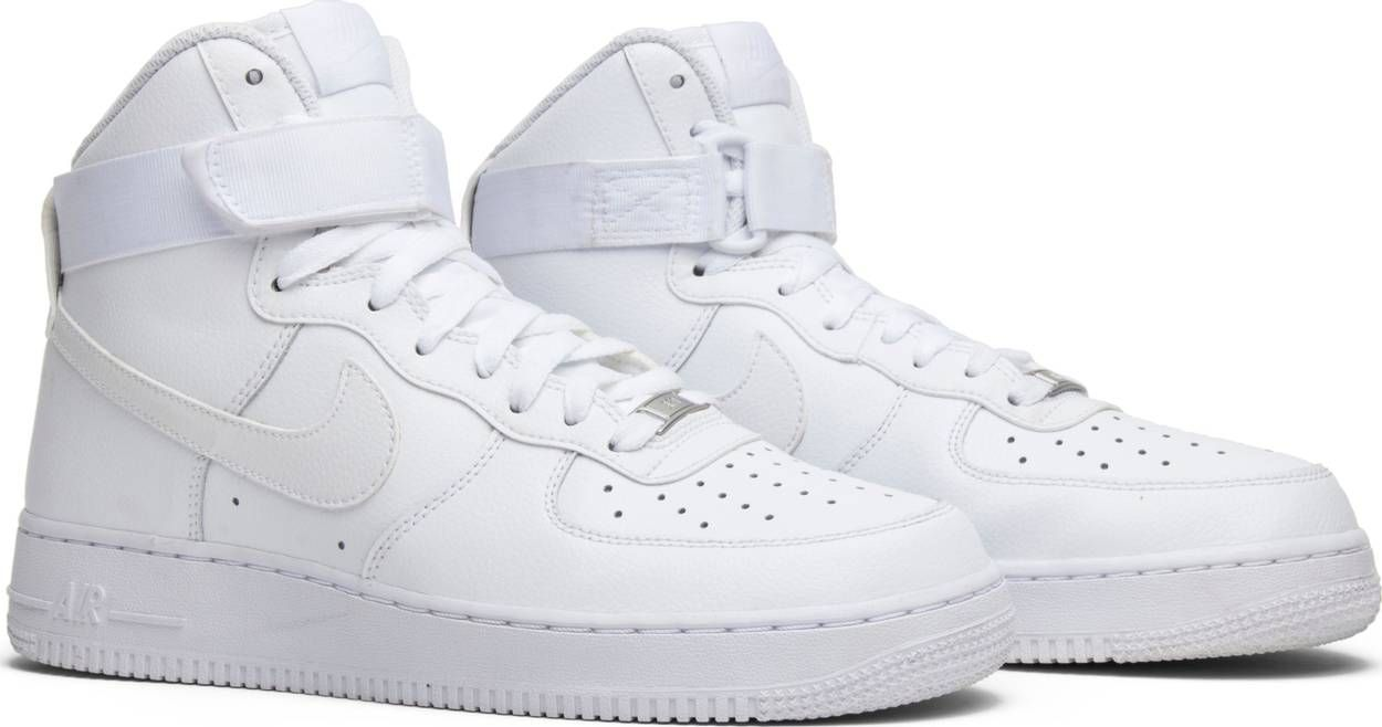 Air Force 1 High '07 'White' | Air force 1 high, Nike air