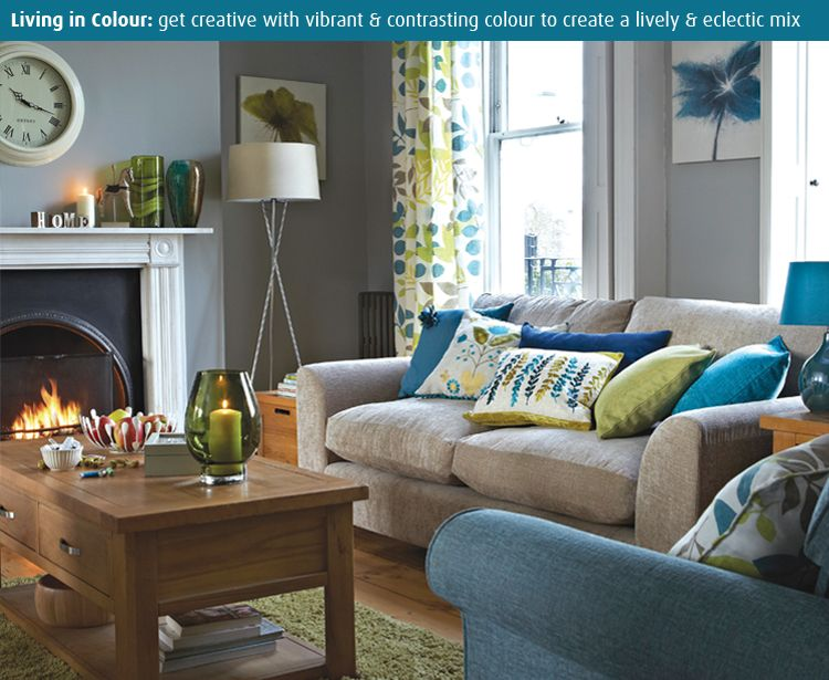 Be Inspired Living Dunelm Mill Home Pinterest