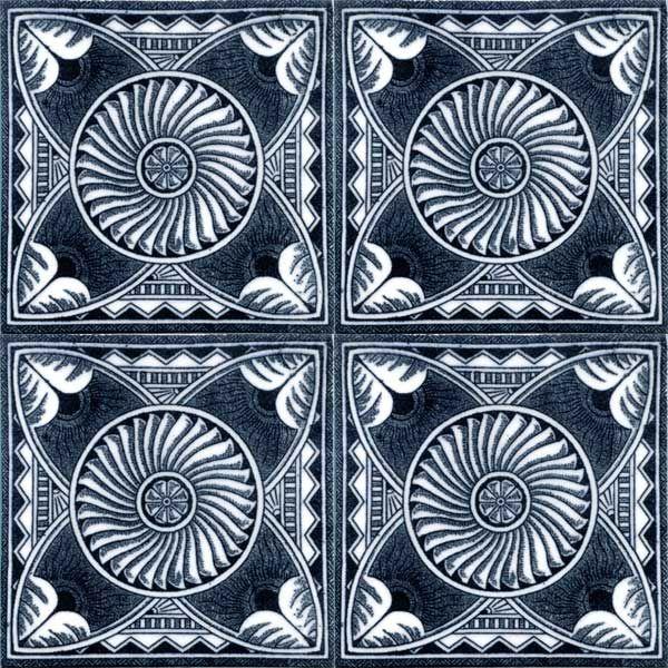 Porteous Tile Tiles Art Nouveau Tiles Wall And Floor Tiles