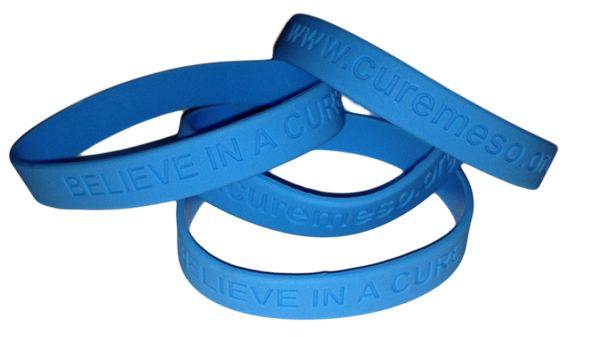 Mesothelioma Awareness Bracelets
