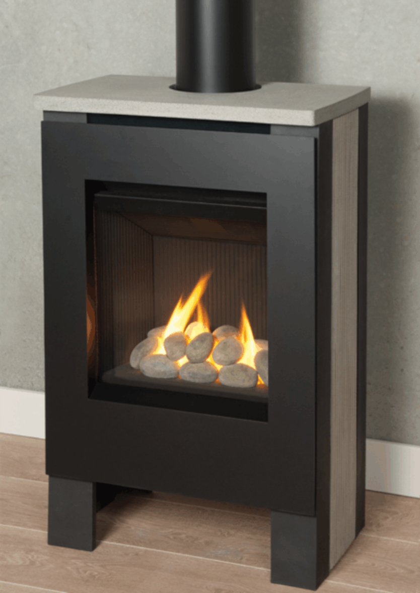valor radiant fireplaces are easy to install the portrait lift