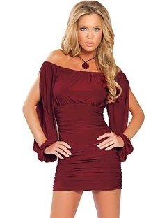 The Jump Off Mini Dress Clubwear- ericdress.com 10605855