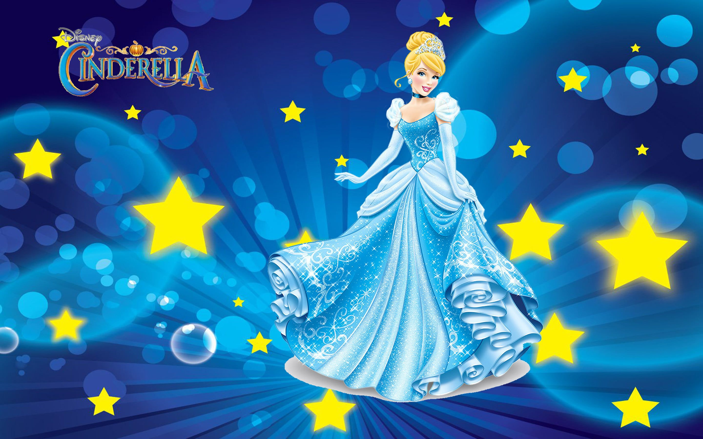 Disney Princess Cinderella Cartoon Desktop Hd Wallpaper For Pc