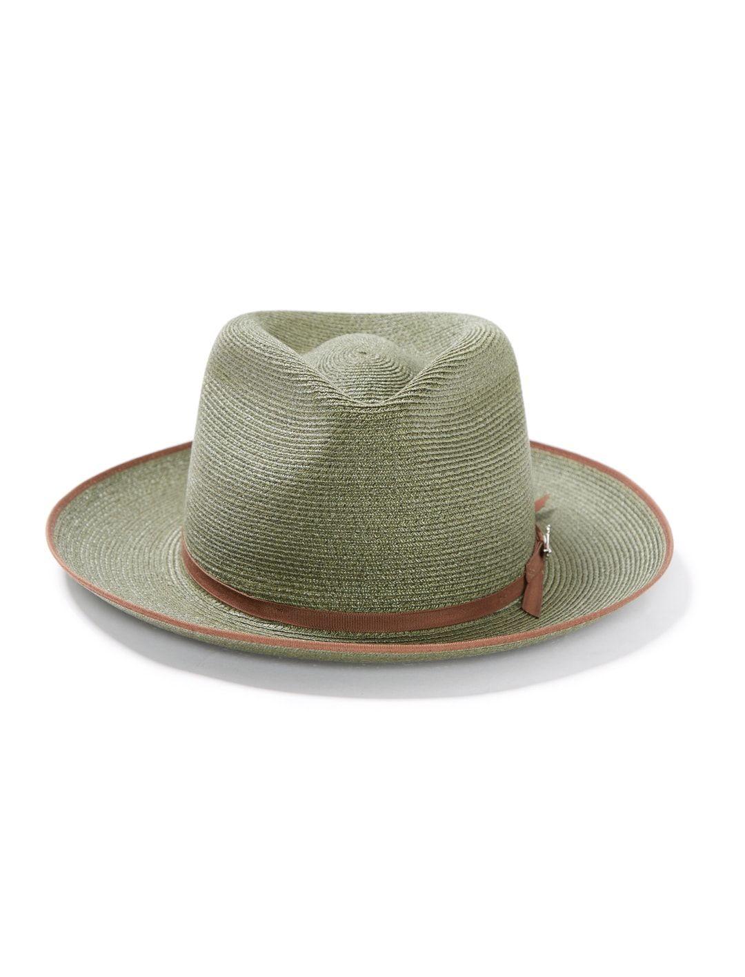 6594a98d8 Stetson Stratoliner Hemp Fedora   Stylish Accessories   Felt cowboy ...
