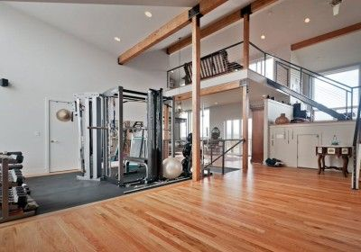47 extraordinary basement home gym design ideas  home gym
