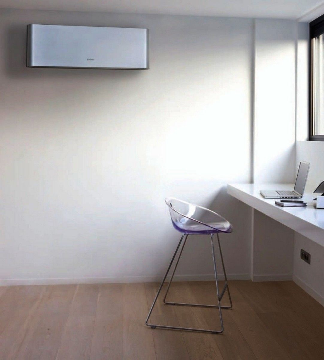 The Panasonic Air Purifier On Room Smallest Air Conditioner
