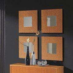 espejos para recibidor espejos baratos espejos de calidad espejos de madera espejos - Espejos De Madera