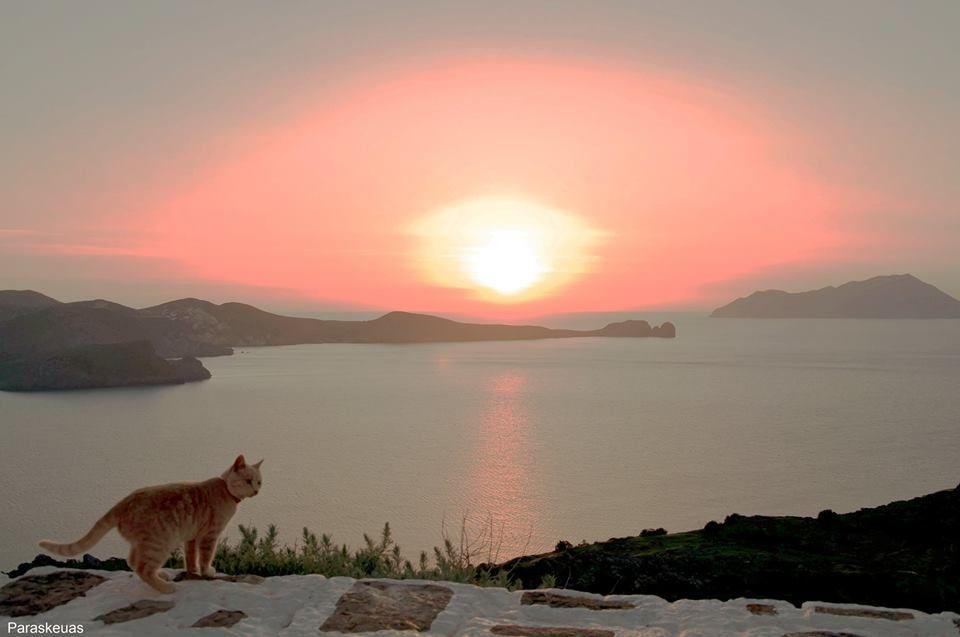 Milos Island - Cyclades, Greece.