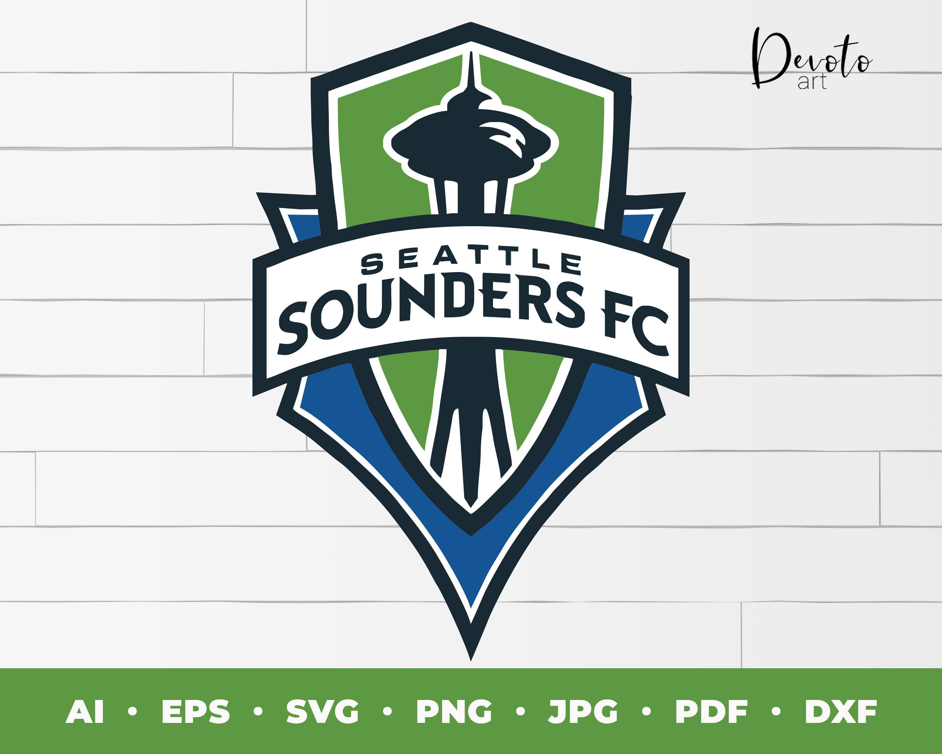 Pin on Seattle Sounders svg