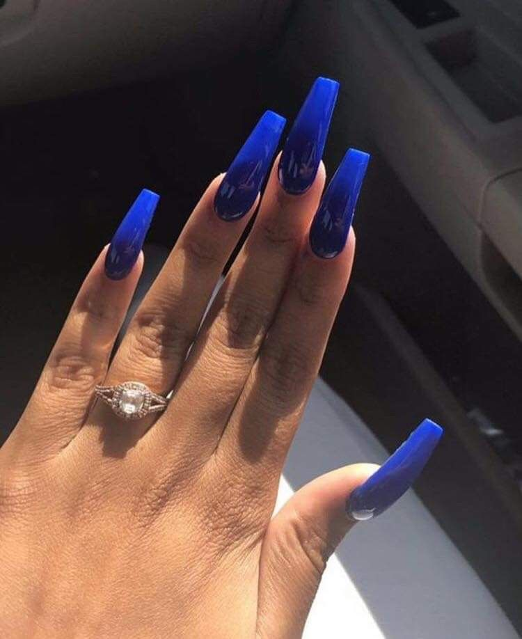 Ig Dobriin Long Acrylic Nails Long Nails Luxury Nails
