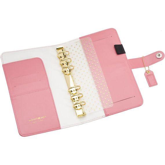 SALE Webster's Pages Color Crush Light Pink Binder • Color