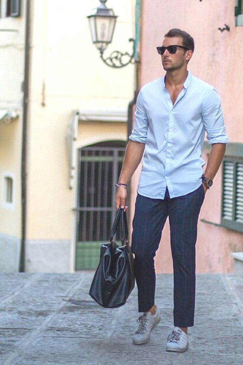 2c82d52c1 How To Wear Casual Shirt For Men