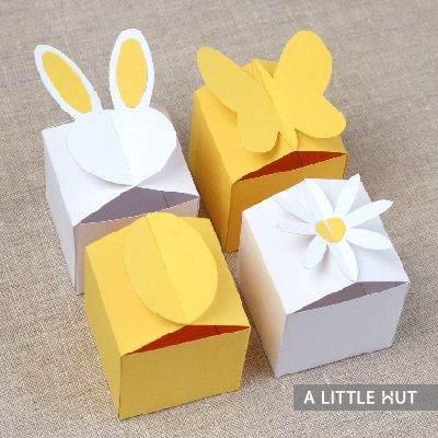 Easter boxes cajas de regalo pinterest easter and box easter boxes negle Gallery