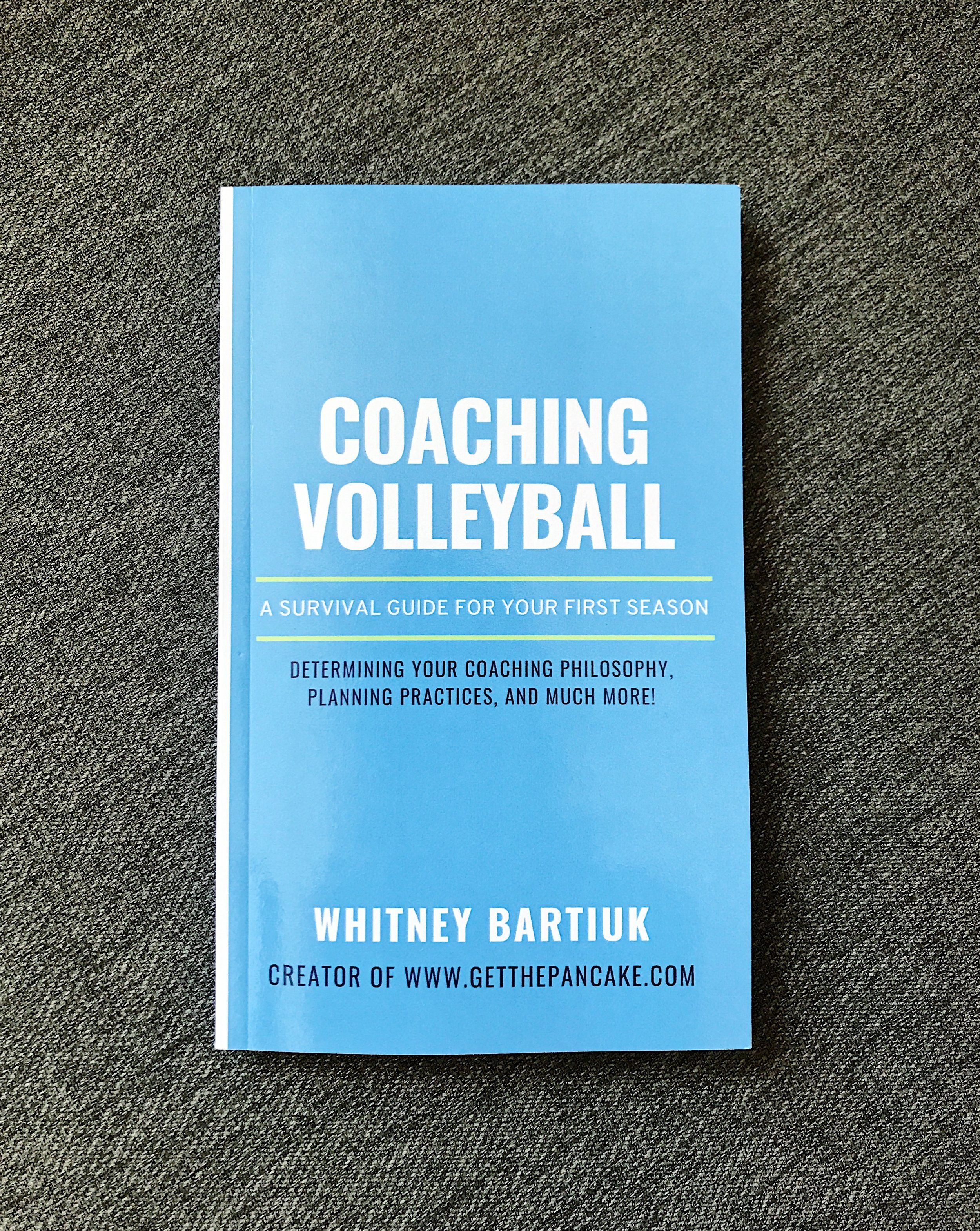 Coaching Volleyball A Survival Guide For Your First