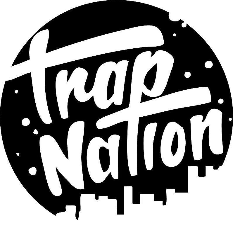 Trap Nation Logo By Gh0sti Desain Logo Desain Seni
