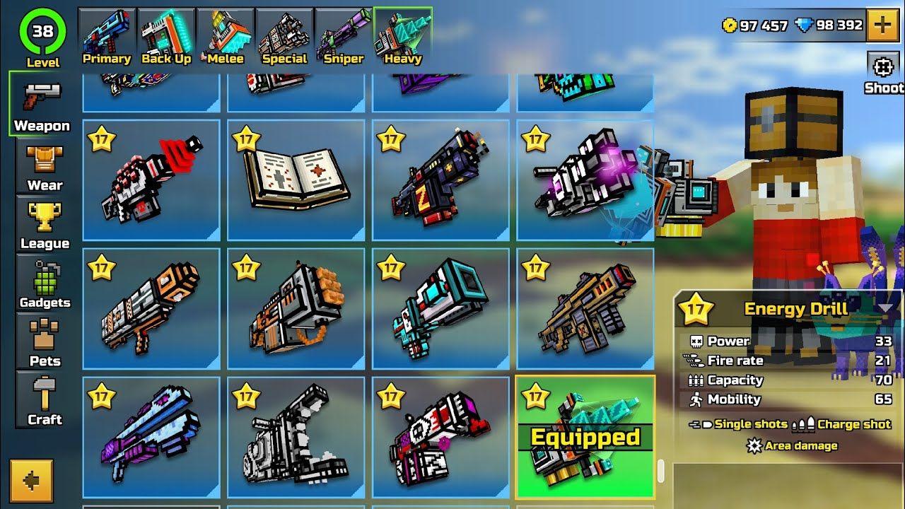how to pixel gun 3d hack