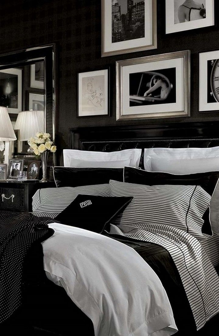 Black-Design-Inspiration-For-a-Master-Bedroom-Decor-6 Black-Design-Inspiration-For-a-Master-Bedroom-Decor-6