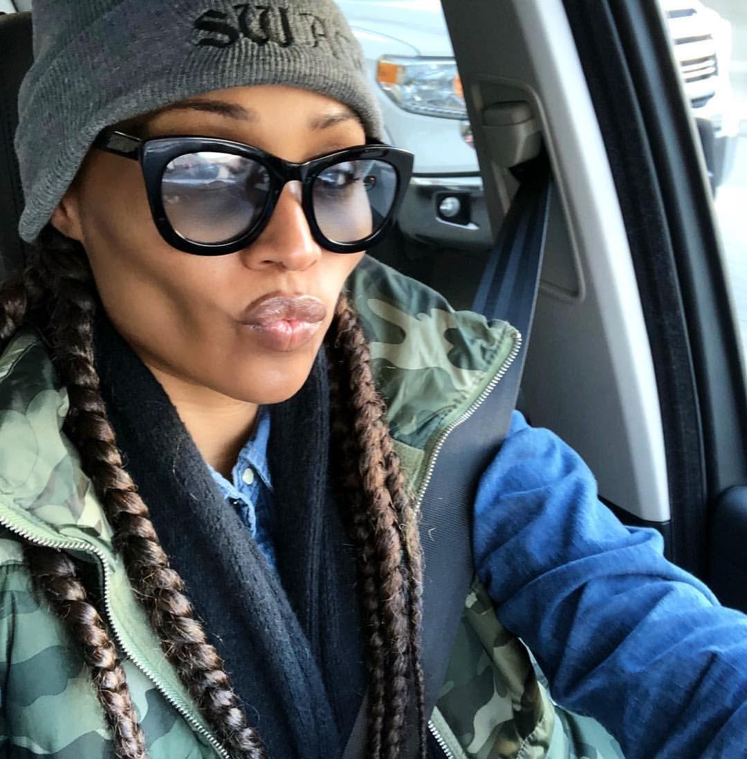 Cynthia Bailey Sunglasses women, Fashion, Square