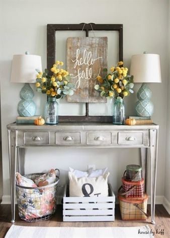 10++ Fall decor for entryway ideas in 2021