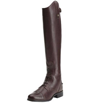 2d17fd0ea7a Ariat Heritage Contour Field Zip Tall Boot - Sienna | Ariat Riding ...