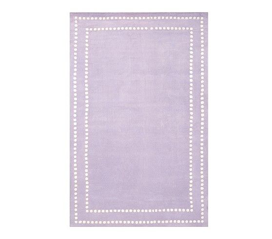Pearl Dot Border Rug In 2020 With Images Border Rugs